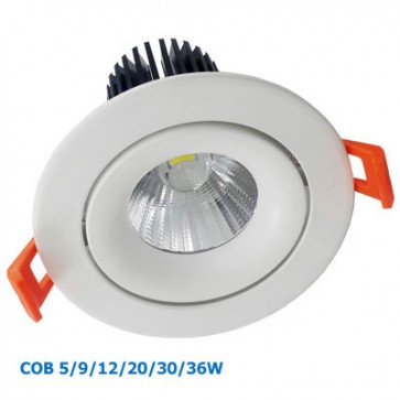 COB LED Spotlights from china