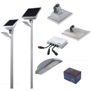 Solar Street Lights System 427301