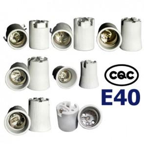 E40 CQC Lampholders