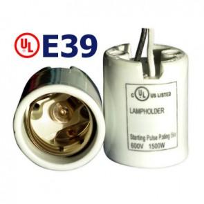 E39 UL Listed Lampholders 821108