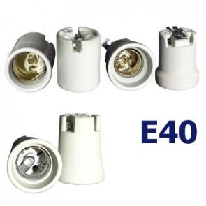 E40 Lampholders