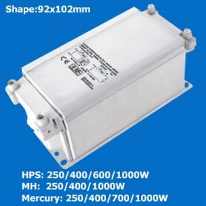 HPS/MH/HPM Lamp Ballast