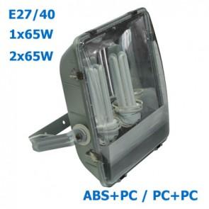 Plastics CFL Floodlights