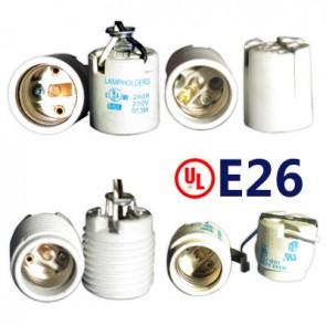 UL Listed E26 Lampholders 821102